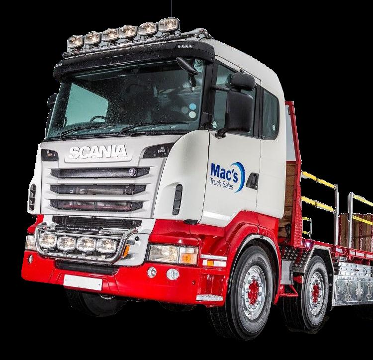 Beavertail Truck Hire