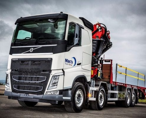 HIAB Lorry Contract Hire