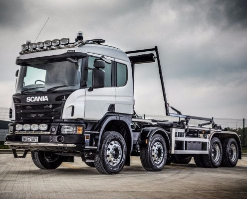 Scania Truck Rental