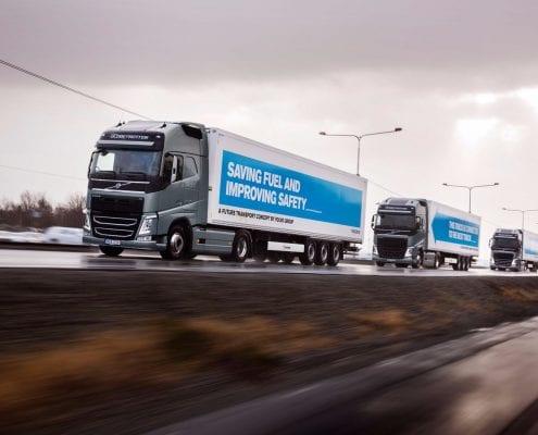 Semi Autonomous Trucks