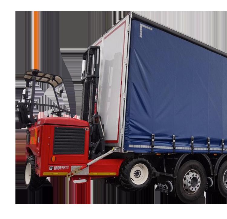 Curtainsider Truck Rental