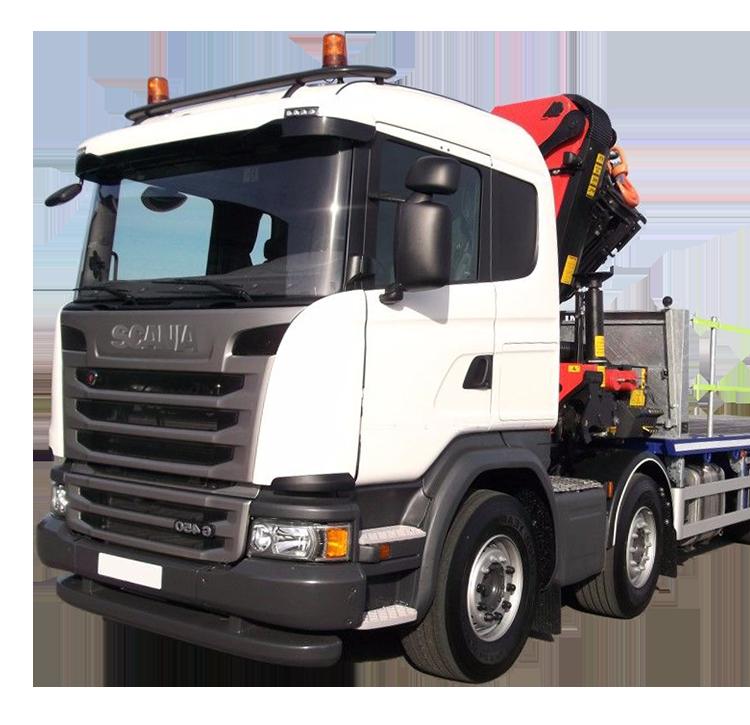 Crane Truck HIAB Hire