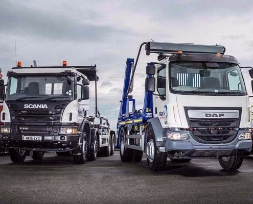 Truck Contract Hire