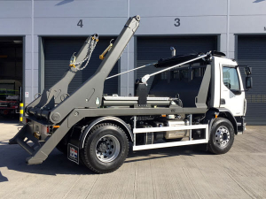 DAF Skip Loader Hire
