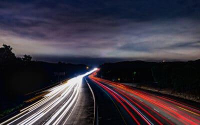 60mph Motorway Speed Limit